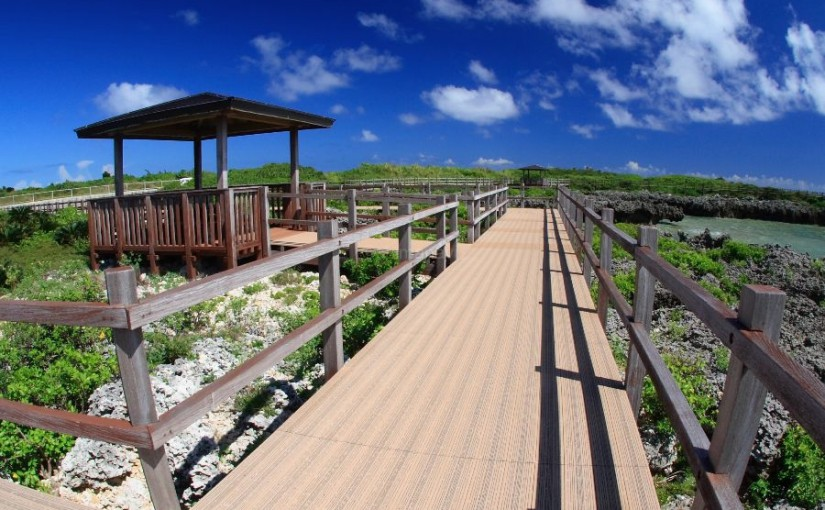 西の浜遊歩道
