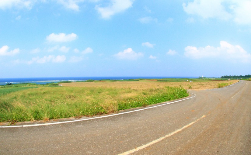 伊江島の島内交通