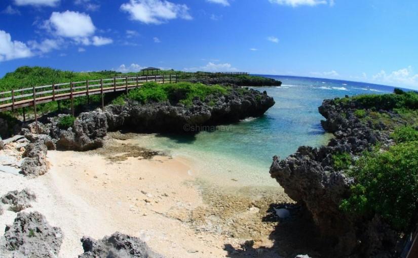 西の浜(ナビィ別れの浜)